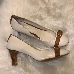 Lauren RL pumps
